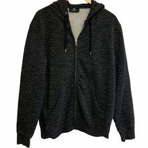 H&M Men's Zip Up Hoodie Jacket